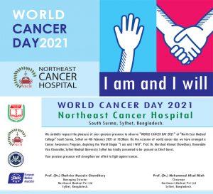 WORLD CANCER DAY 2021|Northeast Cancer Hospital